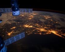 Úžasné časozberné 4K video Zeme z Medzninárodnej vesmírnej stanice ISS.