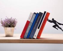 """""""Supershelf"""" – polička na knihy, akú musíte mať"""