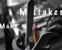 Bojíte sa robiť chyby? Bez nich to nejde!