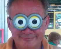 Andrej Kiska sa na dovolenke skrýva pod maskou MIMOŇA!