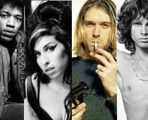 The 27 Club: Kurt Cobain, Amy Winehouse, Jimi Hendrix? Záhada úmrtí známych hudobníkov…