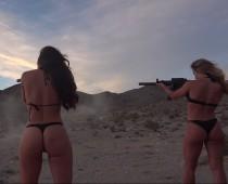 Dan Bilzerian a jeho poľovačka na drony (VIDEO)