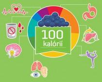 Ktoré orgány spotrebujú tvojich 100 kalórií? (infografika)