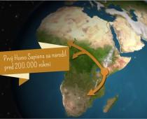 VIDEO: Osídľovanie planéty v dvoch minútach