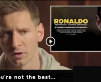 Messi sa Ronaldovi a filmu o jeho živote vysmial!