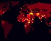 Úchvatná vizualizácia teroristických útokov od roku 2000