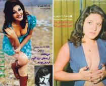 Ako sa obliekali iránske ženy pred revolúciou v roku 1979 a ako sa obliekajú dnes?