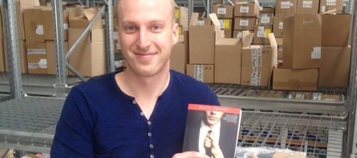 """Staň sa magnetom na ženy spolu s Miškom Kopeckým a jeho novou knihou """"Príťažlivosť"""""""