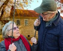Starí ľudia ako najlepší učitelia životom