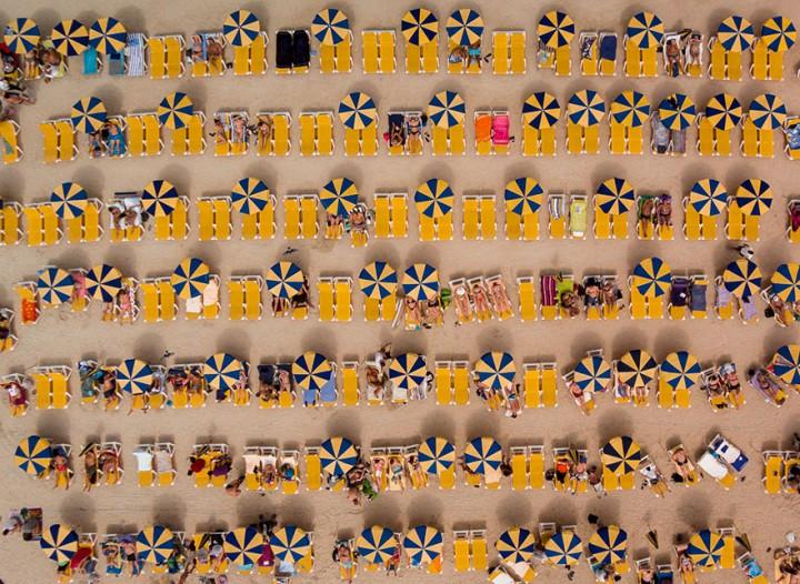 Toto je 10 najlepších fotografií v súťaži Drone Photography Awards 2016