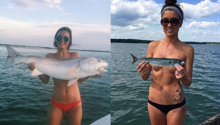 """Ryba cez prsia a úsmev? """"Fish bras"""" je ďalším trendom tohto leta!"""