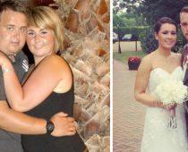 Týmto zaľúbeným párom pomohla láska zhodiť neuveriteľné kilogramy