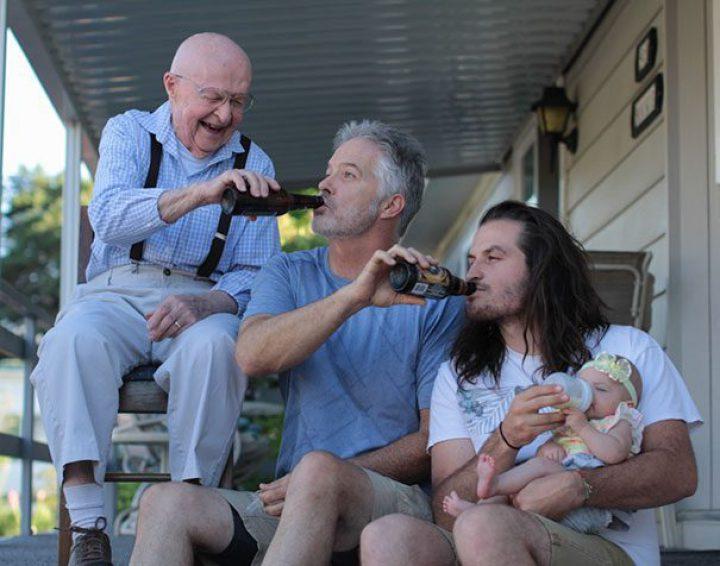 Toto je 10 rodinných fotografií, ktoré ťa chytia za srdce
