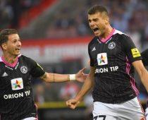 Skvelý Trenčín postúpil, Slovan sa vracia z Viedne s výpraskom a Zenitu sa podaril senzačný obrat, pri ktorom skóroval Mak
