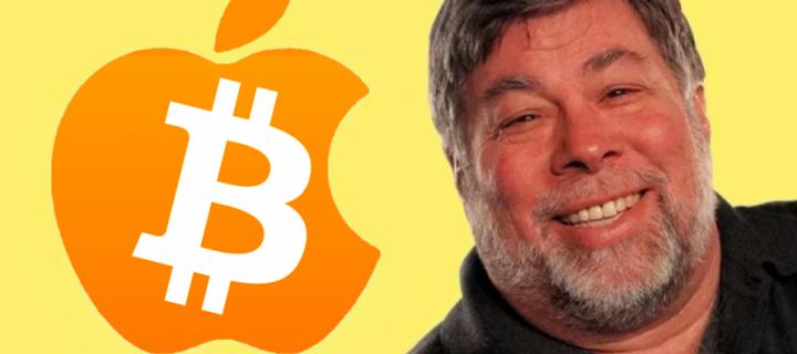 Steve Wozniak po prvýkrát plánuje zapojiť Apple do projektu na Blockchaine