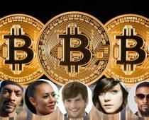 Superhviezdy dominujúce Bitcoinu