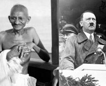 Gándhí a jeho list Hitlerovi: Pokus o mier