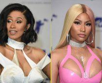 """Epická """"battle"""" v podaní Cardi B a Nicki Minaj"""
