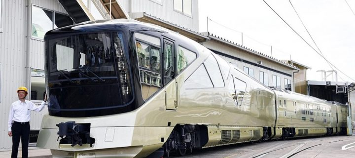 Cesta najluxusnejším vlakom na svete