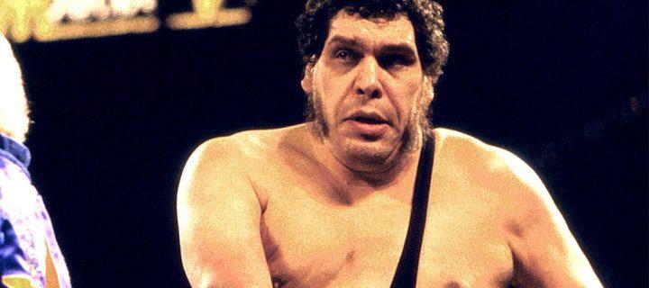André the Giant: Gigant z 20. storočia