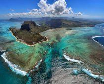 Najväčšie vodopády sveta nájdete pod vodou