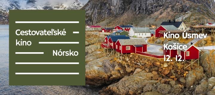 Na svet dá pozerať nórskymi očami: s hrdosťou, ale aj s pokorou voči prírode