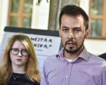 NAKA vypočúva organizátorov Za slušné Slovensko