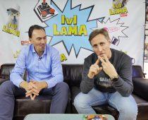V najnovšom dieli Sajfovej šou Level Lama bol hosťom legendárny hokejista Miro Šatan