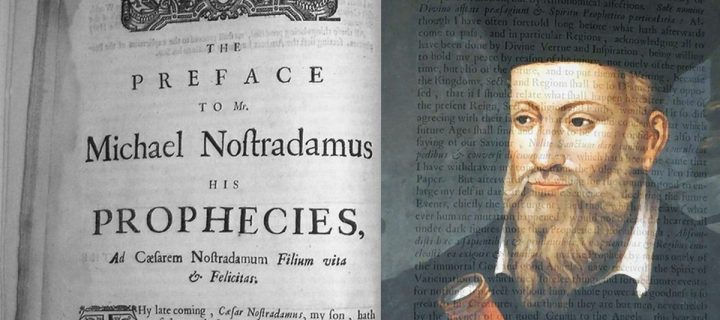 Hrozivé Nostradamove predpovede na rok 2019