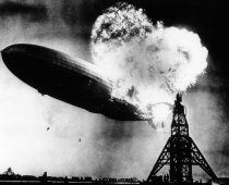 Tragédia vzducholode Hindenburg: Titanic vo vzduchu