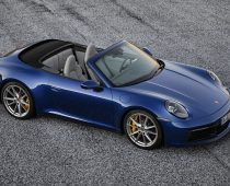 Nové Porsche 911 v edícii kabrio!