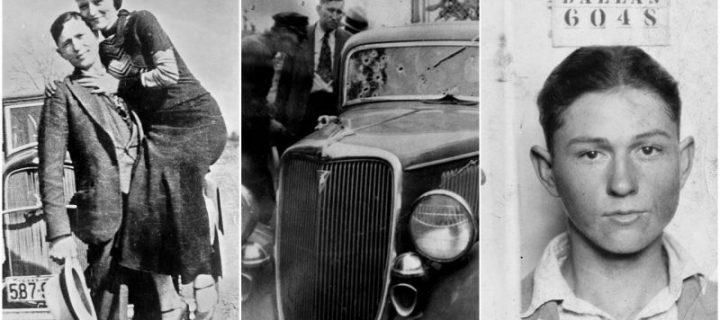 Bonnie a Clyde – 5 zaujímavostí, ktoré ste o gangsterskej dvojici nevedeli