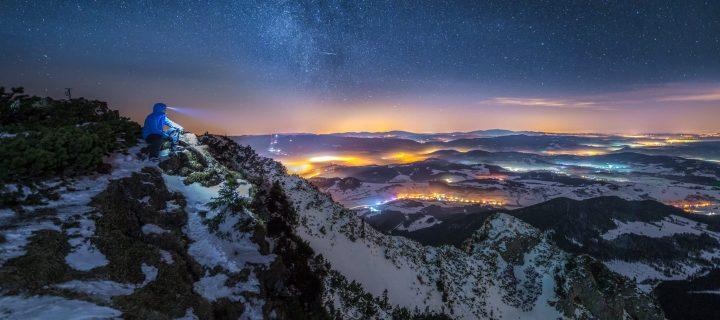 Veľký Choč: vrch, ktorý ponúka krásny výhľad
