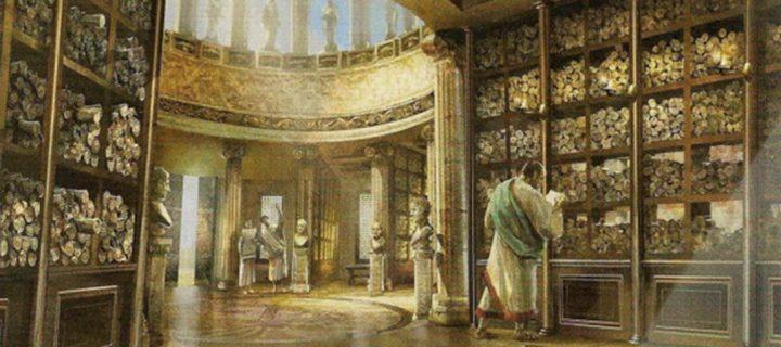 5 zaujímavostí, ktoré si pravdepodobne oAlexandrijskej knižnici nevedel
