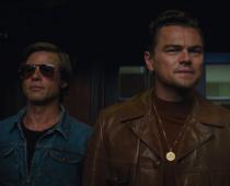Tarantinovka s DiCapriom a Pittom sa ukazuje v prvom traileri