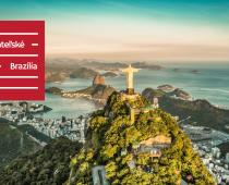 Brazília vás dostane jedinečnosťou prírody a neutíchajúcim optimizmom jej obyvateľov