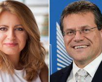 Slovensko si dnes v 2.kole volieb volí prezidenta