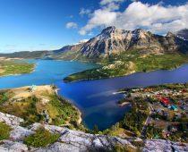 Medzinárodný park Waterton-Glacier: Zo 150 ľadovcov zmizne do roku 2020 aj posledný