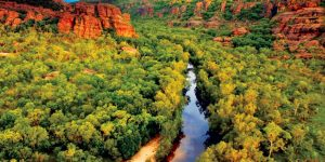 Austrália a Národný park Kakadu