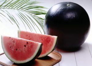 Najdrahšie jedlá na svete - Melón Densuke a Yubari