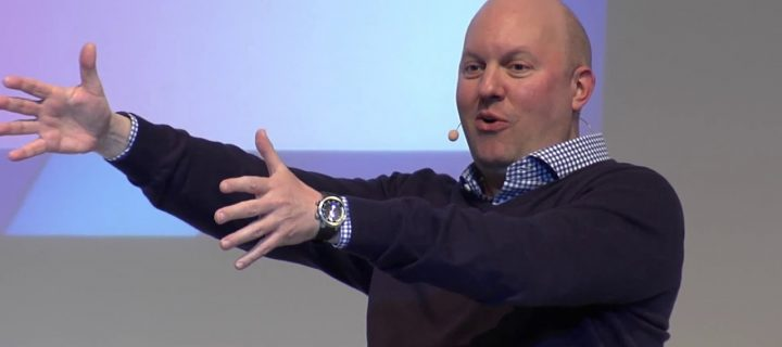 Otec moderného internetu: Marc Andreessen ajeho výroky