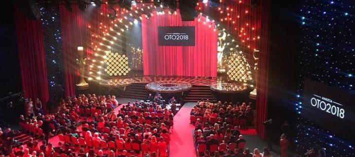 OTO za rok 2018: Absolútnym OTOm sa stal Michal Hudák,ocenený aj Kali