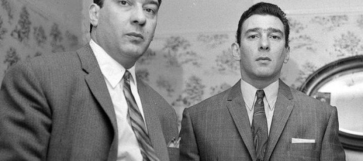 VIDEO: Krvavý podnik alias Ronnie a Reggie z Londýna