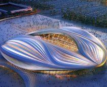 Štadión v Katare označili za ženskú…