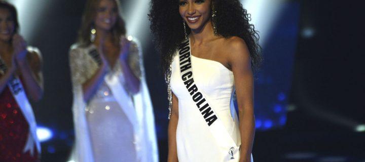 Novou Miss USA sa stala exotická kráska Cheslie Kryst