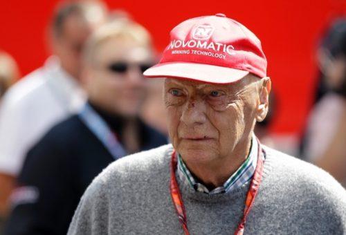 Navždy nás opustila legenda F1 Niki Lauda