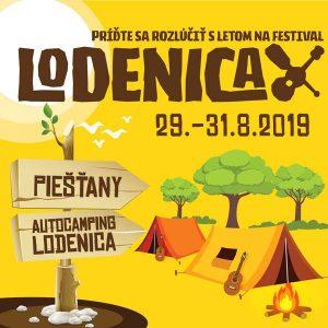 Festival Lodenica 2019 - Letné festivaly