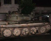 Hangover a la Poľsko – opitý Poliak jazdil v noci po meste v tanku