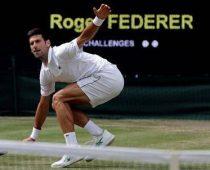 Djokovič vyhral Wimbledon 2019! Gratulujeme!