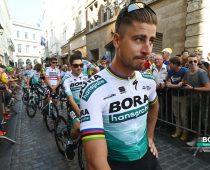 Tour de France: Peter Sagan v prvej etape na pódiu